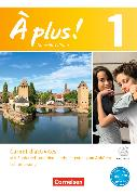 Cover-Bild zu À plus! 1. Carnet d'activités. Lehrerfassung von Gregor, Gertraud