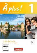 Cover-Bild zu À plus! 1. Neubearbeitung. Carnet d'activités von Gregor, Gertraud
