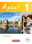 Cover-Bild zu À plus! Französisch 1. Nouvelle édition. Lehrerfassung von Blume, Otto-Michael
