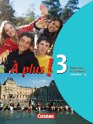 Cover-Bild zu À plus! 3. Schülerbuch Französisch für Gymnasien - Lehrerfassung von Gregor, Gertraud