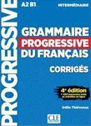 Cover-Bild zu Grammaire progressive du français, intermédiaire, A2-B1 : corrigés