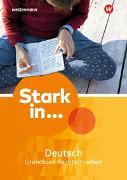 Cover-Bild zu Stark in ... Deutsch / Stark in Deutsch Ausgabe 2017 von Andreas, Renate