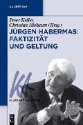 Cover-Bild zu Koller, Peter (Hrsg.): Jürgen Habermas: Faktizität und Geltung (eBook)