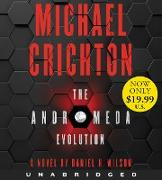 Cover-Bild zu Crichton, Michael: The Andromeda Evolution Low Price CD