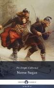 Cover-Bild zu Classics, Delphi: Delphi Collected Norse Sagas (Illustrated) (eBook)