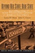 Cover-Bild zu Green, John: Beyond Red State and Blue State (eBook)