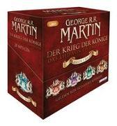 Cover-Bild zu Martin, George R.R.: Der Krieg der Könige