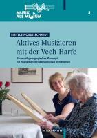 Cover-Bild zu Hoedt-Schmidt, Sibylle: Aktives Musizieren mit der Veeh-Harfe