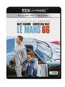 Cover-Bild zu James Mangold (Reg.): Le Mans 66 - 4K + 2D