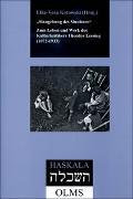 """Cover-Bild zu Kotowski, Elke-Vera (Hrsg.): """"Sinngebung des Sinnlosen"""" - Zum Leben und Werk des Kulturkritikers Theodor Lessing (1872-1933)"""