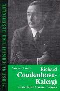 Cover-Bild zu Conze, Vanessa: Richard Coudenhove-Kalergi