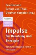 Cover-Bild zu Barghaan, Dina (Illustr.): Impulse für Beratung und Therapie