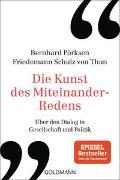 Cover-Bild zu Pörksen, Bernhard: Die Kunst des Miteinander-Redens