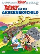Cover-Bild zu Asterix und der Arvernerschild