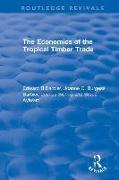 Cover-Bild zu Barbier, Edward B: The Economics of the Tropical Timber Trade