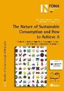 "Cover-Bild zu Defila, Rico (Solist): The Nature of Sustainable Consumption and How to Achieve It: Results from the Focal Topic ""From Knowledge to Action - New Paths Towards Sustainable Co"