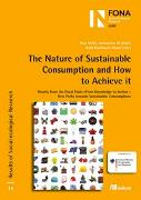 Cover-Bild zu Defila, Rico: The Nature of Sustainable Consumption and How to Achieve it