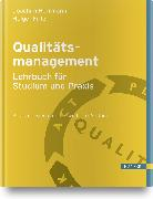 Cover-Bild zu Qualitätsmanagement - Lehrbuch für Studium und Praxis