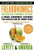 Cover-Bild zu Levitt, Steven D.: Freakonomics Revised and Expanded Edition