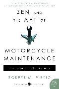 Cover-Bild zu Pirsig, Robert M.: Zen and the Art of Motorcycle Maintenance
