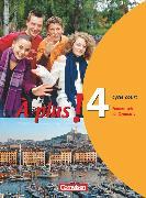 Cover-Bild zu Gregor, Gertraud: À plus !, Ausgabe 2004, Band 4 (cycle court), Schülerbuch, Festeinband