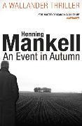 Cover-Bild zu Mankell, Henning: An Event in Autumn