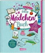 Cover-Bild zu Busch, Nikki: Dein Mädchenbuch: über 230 Ideen für mehr Glitzer im Leben