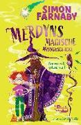Cover-Bild zu Farnaby, Simon: Merdyns magische Missgeschicke - Zaubern will gelernt sein!