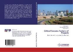 Cover-Bild zu Hussain, Fida: Critical Success Factors of Projects