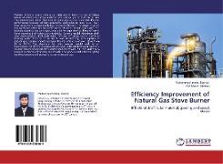 Cover-Bild zu Rashid, Muhammad Imran: Efficiency Improvement of Natural Gas Stove Burner