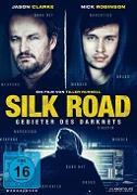 Cover-Bild zu Tiller Russell (Reg.): Silk Road - Gebieter des Darknets