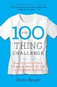 Cover-Bild zu Bruno, Dave: The 100 Thing Challenge