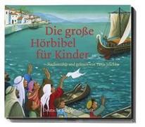 Cover-Bild zu Jeschke, Tanja (Nacherz.): Die große Hörbibel für Kinder