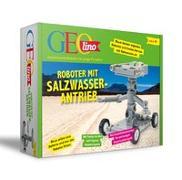 Cover-Bild zu Maas, Annette: GEOlino - Roboter mit Salzwasserantrieb