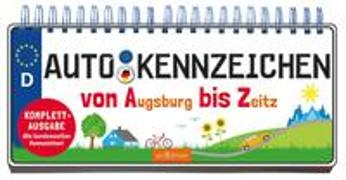 Cover-Bild zu Maas, Annette: Autokennzeichen