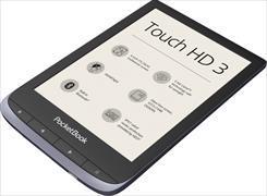 Cover-Bild zu Pocketbook Touch HD 3 metallic grau