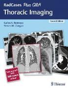 Cover-Bild zu Restrepo, Carlos S. (Hrsg.): RadCases Plus Q&A Thoracic Imaging (eBook)