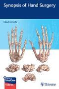 Cover-Bild zu Laporte, Dawn: Synopsis of Hand Surgery (eBook)