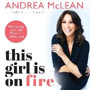 Cover-Bild zu This Girl Is on Fire (Audio Download) von McLean, Andrea