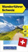 Cover-Bild zu Hallwag Kümmerly+Frey AG (Hrsg.): Wanderführer Schweiz