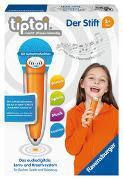 Cover-Bild zu Ravensburger tiptoi Stift 00801 - Das audiodigitale Lern- und Kreativsystem, Lernspielzeug für Kinder ab 3 Jahren - Der Stift mit Aufnahmefunktion