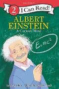 Cover-Bild zu Albee, Sarah: Albert Einstein: A Curious Mind