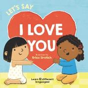 Cover-Bild zu Ang, Giselle: Let's Say I Love You