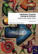 Cover-Bild zu Thommen, Jean-Paul: Introduction à la gestion d'entreprise: Exercices