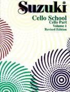 Cover-Bild zu Suzuki, Shinichi: Suzuki Cello School Cello 1