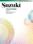 Cover-Bild zu Alfred Music (Gespielt): Suzuki Cello School, Volume 3: Piano Accompaniment