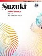 Cover-Bild zu Suzuki, Shinichi: Suzuki Piano School 2 New International Edition
