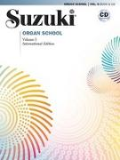 Cover-Bild zu Suzuki, Shinichi: Suzuki Organ School, Vol 5: Book & CD [With CD (Audio)]