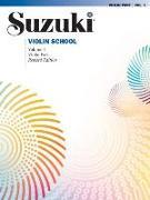 Cover-Bild zu Suzuki, Shinichi: Suzuki Violin School 1 (Revised)