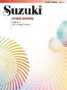 Cover-Bild zu Suzuki, Shinichi: Suzuki Piano School 2 New International Edition Buch